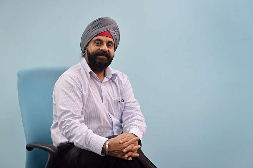Mr Singh announced his decision to step down in a Facebook post at 9.04pm on Friday.