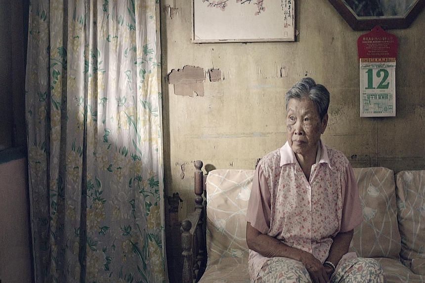 One of the commissioned films to be screened at the festival is Kirsten Tan's Dahdi (Granny).