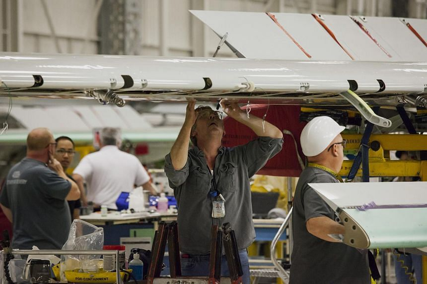 US Manufacturing Purchasing Managers' Index rose to 53.8 in July from a final June reading of 53.6.