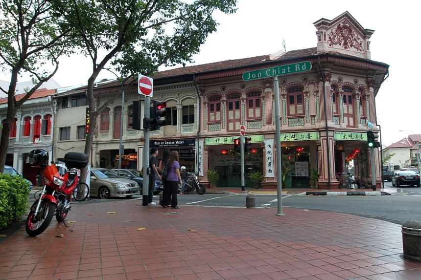 Joo Chiat is one of two SMCs that have been merged into other constituencies.