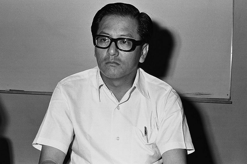 Former NTUC president and Member of Parliament Phey Yew Kok.