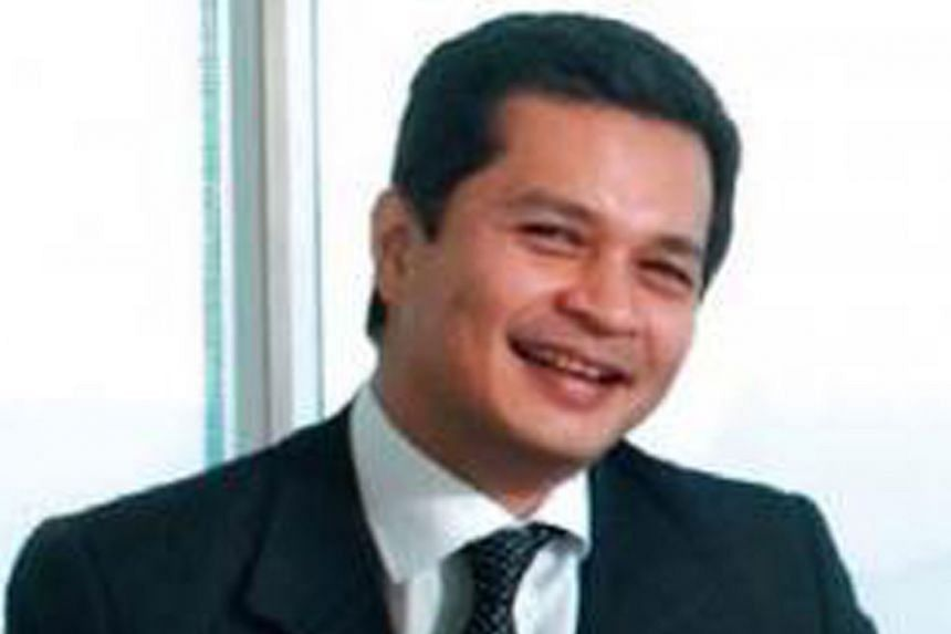 Included in the new list of those banned from travelling abroad are (above) Mr Nik Faisal Ariff Kamil, a former chief investment officer of 1MDB, opposition lawmaker Tian Chua, and political activists Maria Chin Abdullah, Hishamuddin Rais and Adam Ad