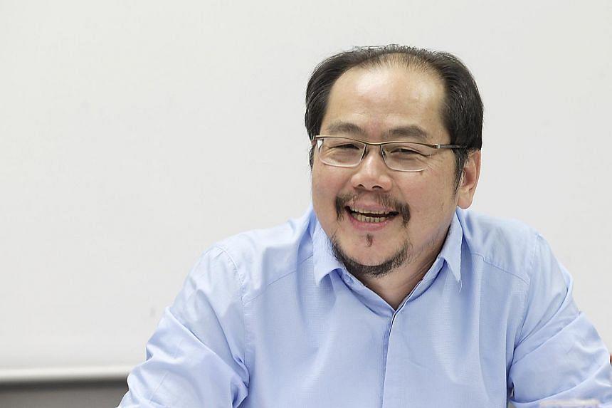 Malaysian entrepreneur Tong Kooi Ong.