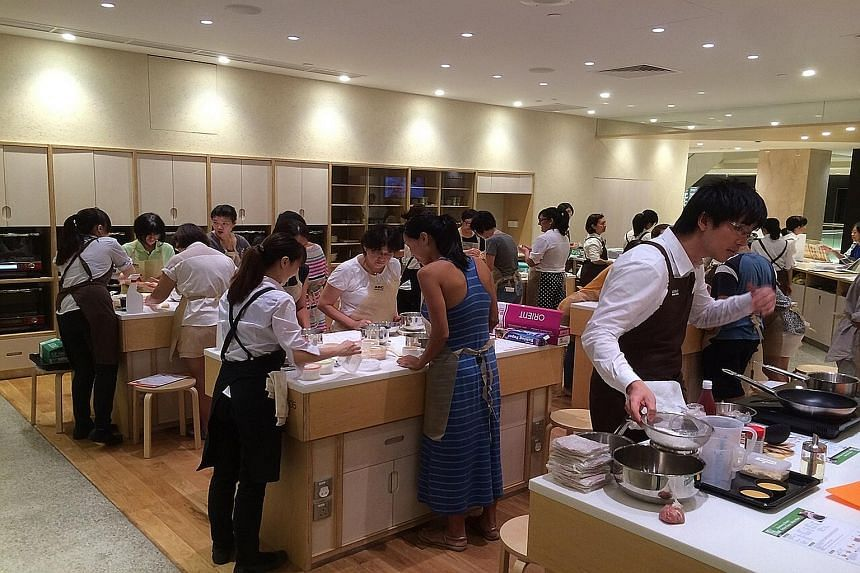ABC Cooking Studio says it is increasing the number of classes and extending customers' membership so they have more time to sign up for their lessons.