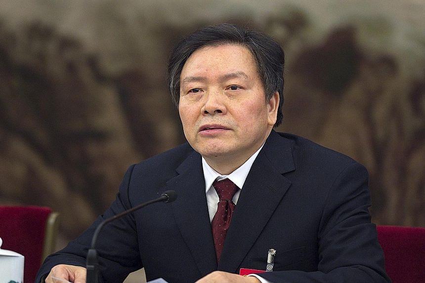Mr Zhou Benshun worked under Zhou Yongkang for five years before becoming party chief in Hebei.