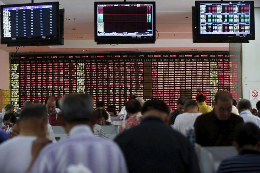 With over US$3 trillion (S$4.1 trillion) in value wiped out in the Shanghai/ Shenzhen stock markets in weeks, the country's state-owned banks stepped in to lend a combined 1.3 trillion yuan (S$287 billion) to help mainland brokerages finance share pu