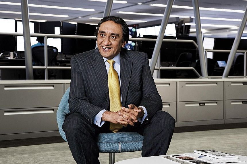 As a fresh MBA graduate, all Mr Phupinder Gill wanted to do in 1987 was trade, make a lot of money in five years, retire and live on the beach.