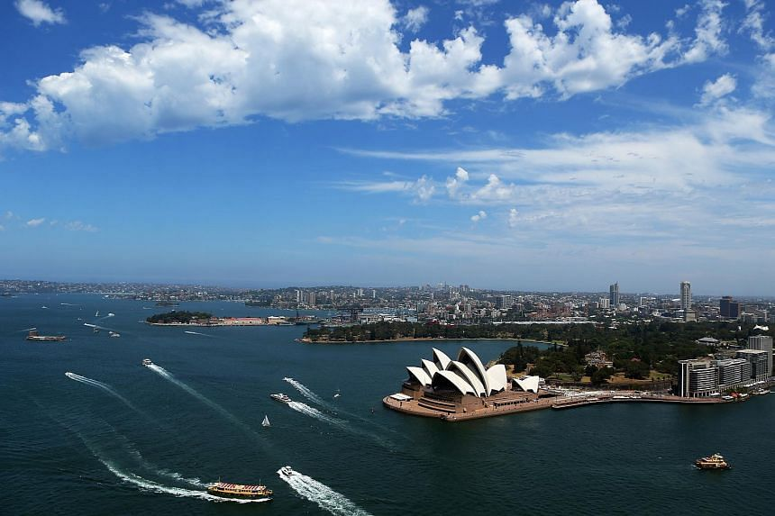 The Sydney Opera House in Sydney, Australia. An Australian nurse accused of giving medical assistance to the Islamic State in Iraq and Syria (ISIS) has been arrested and will appear in a Sydney court on Saturday, police said.