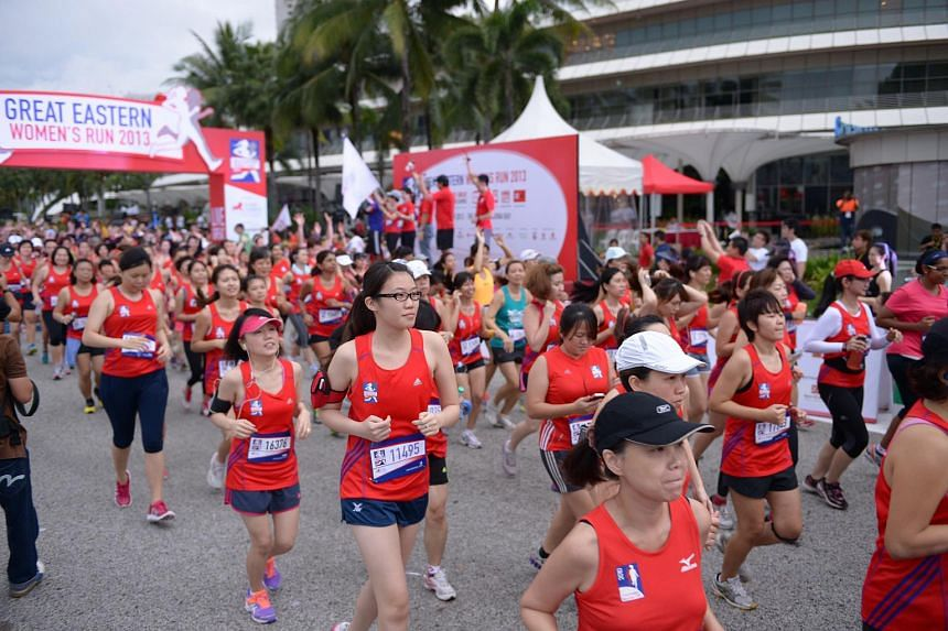 This year, 80 pairs of runners have been chosen for the programme, up from 50 pairs last year.