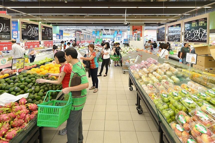 The Health Promotion Board (HPB) wants Singaporeans to eat healthier meals at home, by encouraging them to buy more nutritious foods, such as those with higher whole-grain content.