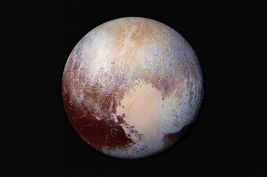 The latest discoveries are from the flyby of Pluto earlier this month by the New Horizons probe.