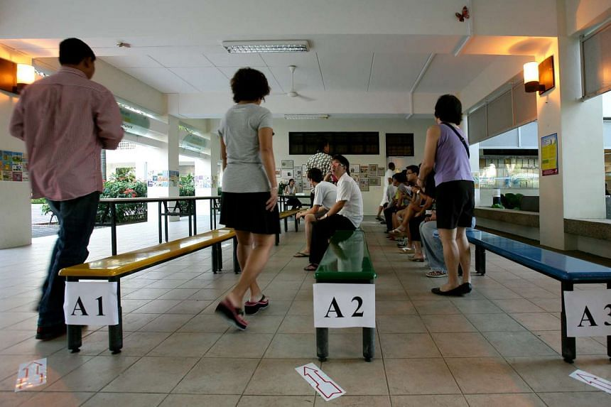 Voters at a polling station in GE2011. It is hard to gainsay that the changes affect both sides.