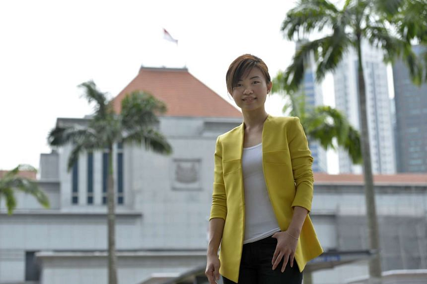 """MacPherson MP Tin Pei Ling said she hopes """"to have the opportunity"""" to continue to serve residents in the ward, which has been carved out as a Single-Member Constituency (SMC)."""