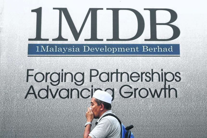 A despatch clerk is the fifth individual to be remanded to assist the special task force investigating the 1MDB scandal.