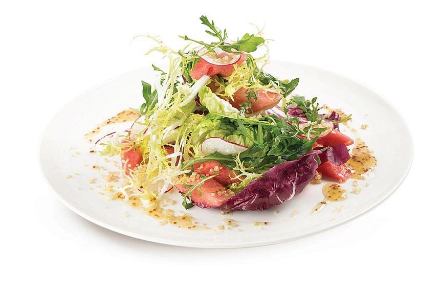 Quinoa Salad.