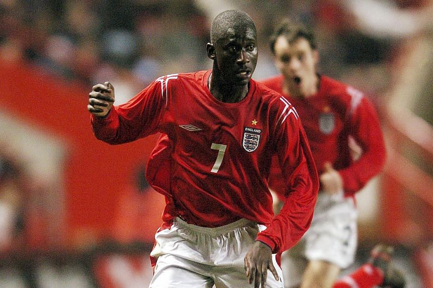 While Cherno Samba played for the England Under-20 side, the Gambia-born forward's professional career stalled after leaving English Championship side Millwall in 2004.