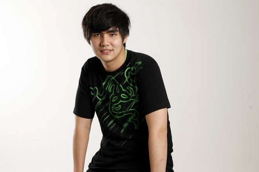 Fighting game player Ho Kun Xian has had multiple top three finishes in international tournaments and has a global fan following.