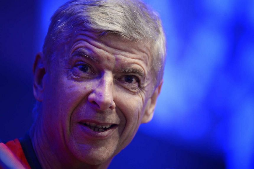 """Wenger says the Arsenal squad is """"well-balanced quality-wise and numbers-wise""""."""