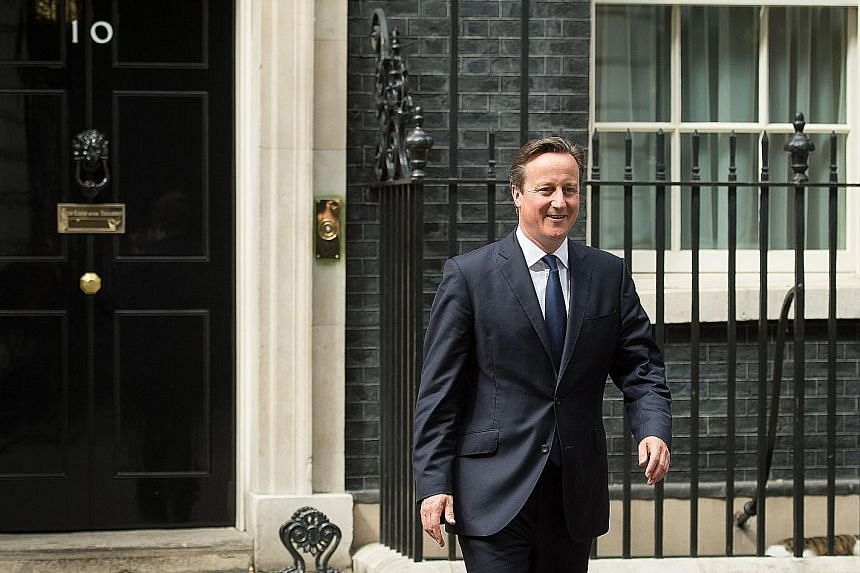 """British Prime Minister David Cameron, who is scheduled to visit Indonesia and Malaysia this week, is said to be """"keen to explore"""" whether Britain can offer more practical counter- terrorism support to both Indonesia and Malaysia."""