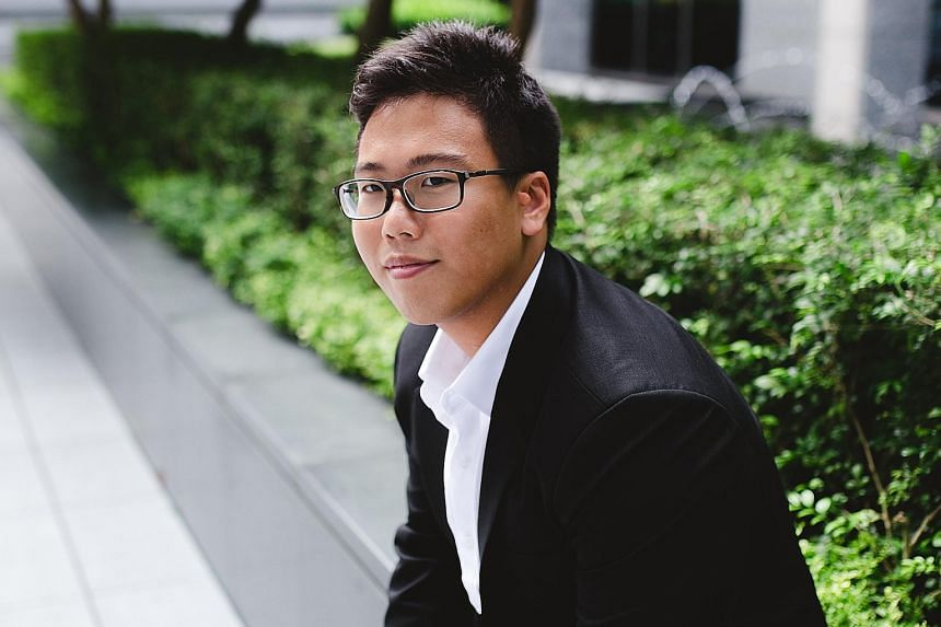 NTU graduate Amos Lin overcame two debilitating illnesses to earn a second upper honours degree in materials science and engineering.
