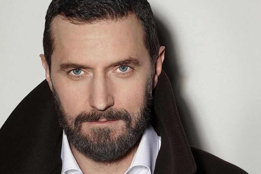 """""""The way he becomes a monster, I just found that fascinating to explore as an actor."""" - RICHARD ARMITAGE (above) on his role of Red Dragon"""