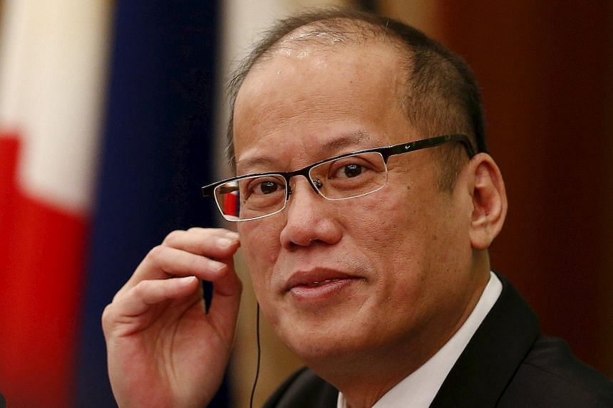 Mr Benigno Aquino will deliver his last State of the Nation address today. He steps down next year.