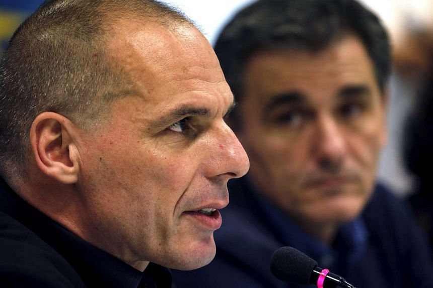 Former Greek finance minister Yanis Varoufakis was allegedly one of those who planned a return to the drachma.