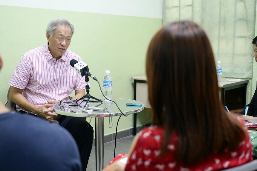 PAP organising secretary Ng Eng Hen said the party had decided to deploy its new faces in their constituencies as early as possible.
