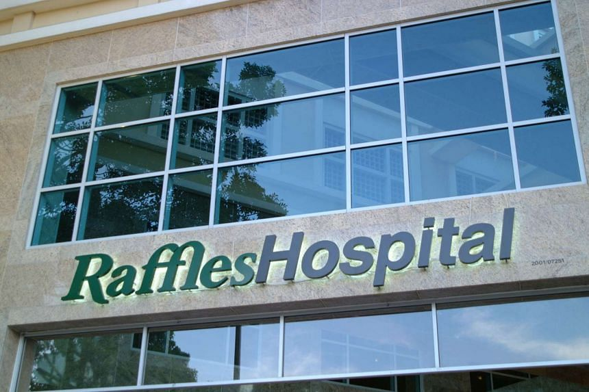 The Raffles Hospital is operated by Raffles Medical Group Ltd.