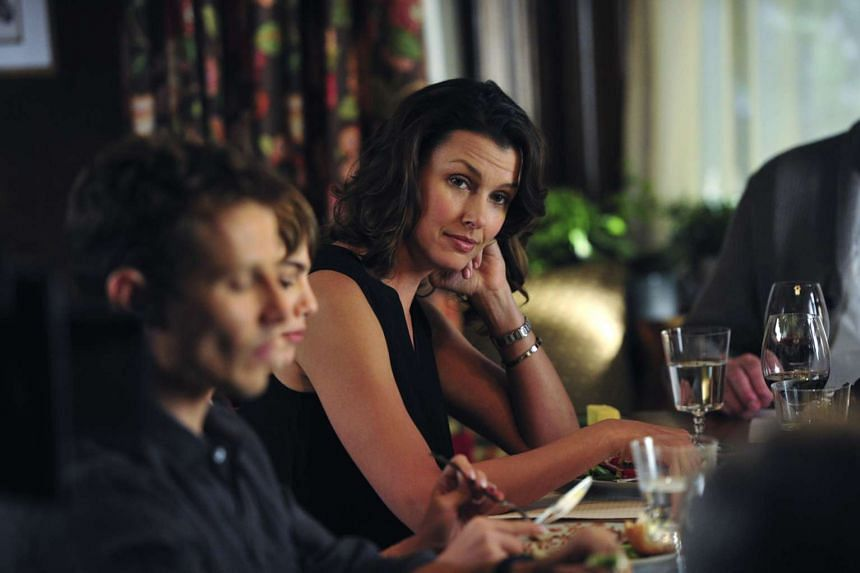 Bridget Moynahan plays an assistant district attorney in a family of law enforcers in Blue Bloods.