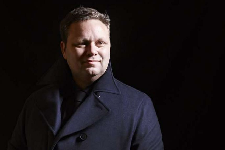 Paul Potts has his feet firmly on the ground even after eight successful years after winning Britain's Got Talent.