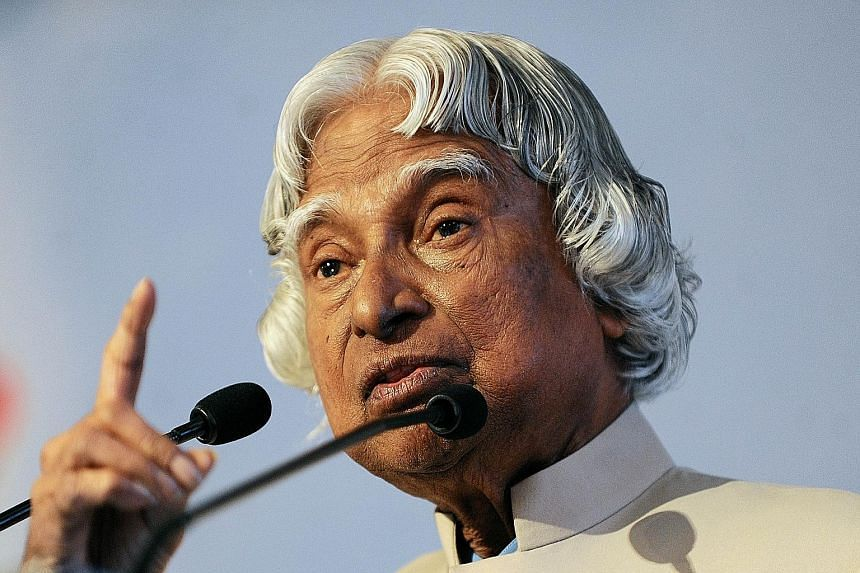 Dr Abdul Kalam was also known as India's Rocket Man for the pivotal role he played in the country's missile programme.