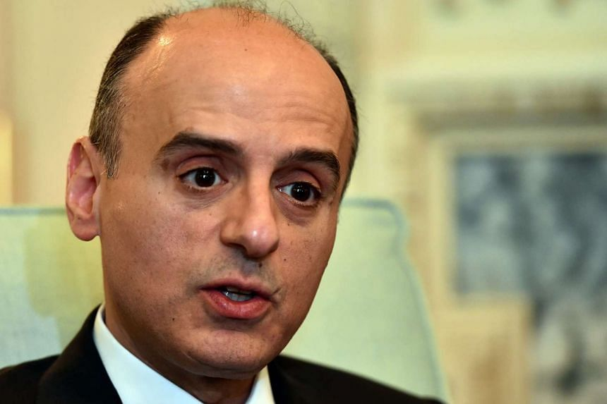 Saudi Foreign Minister Adel al-Jubeir accused Iran of making threats against Bahrain.