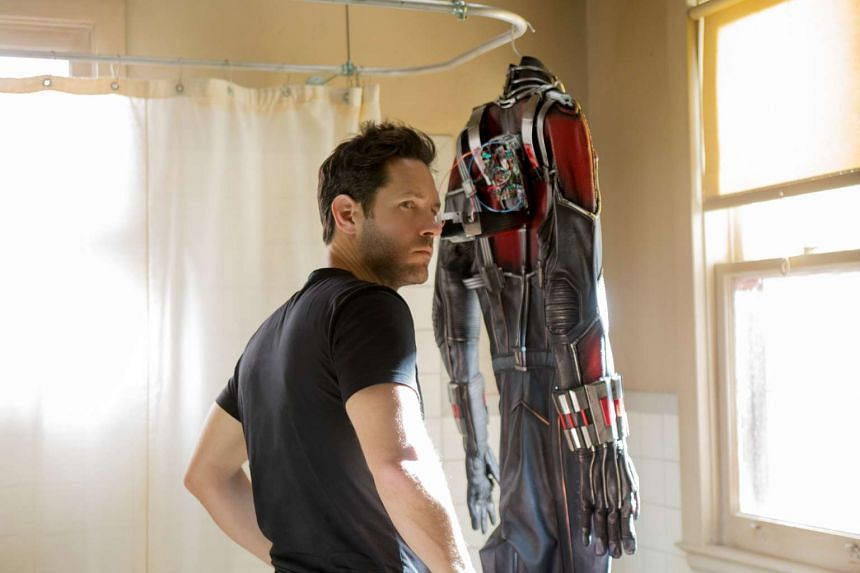 Marvel action flick Ant-Man kept its perch atop the United States box office over the weekend.