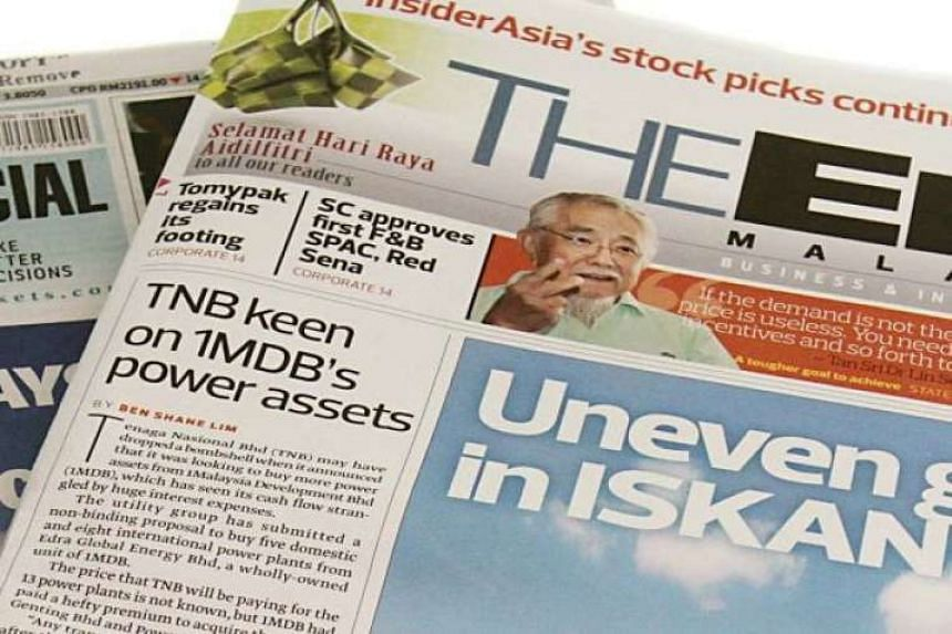 The Edge Media Group on Monday filed a judicial challenge to a three-month suspension of its print publications by the Home Ministry, even as the Malaysian government faces a widening backlash for the move.