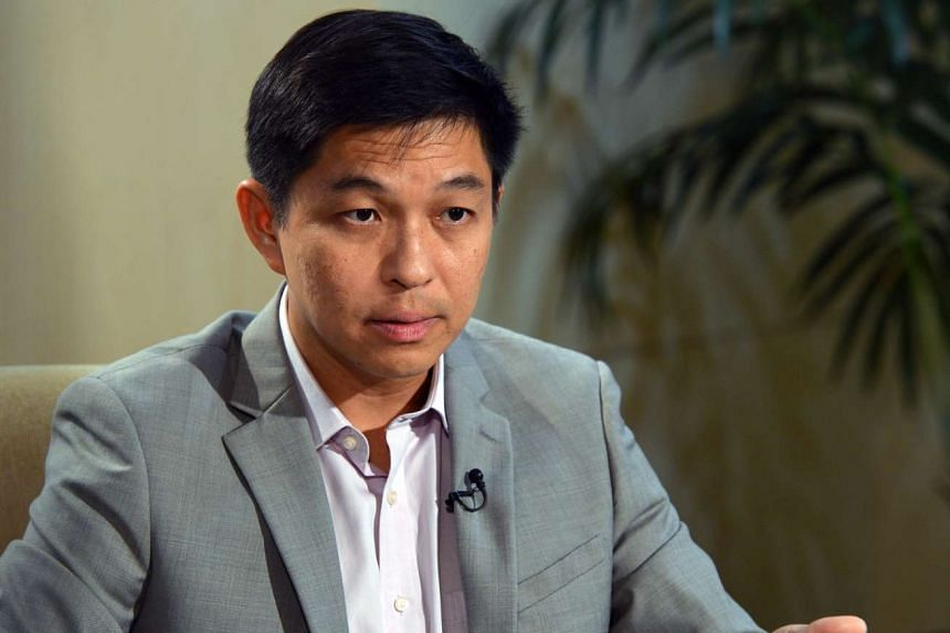 Mr Tan said he had asked his colleagues to review the policies when he joined the MSF.