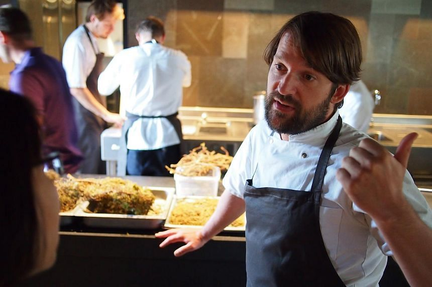 Danish chef Rene Redzepi of Noma and his team will be setting up their restaurant in Barangaroo, Sydney.