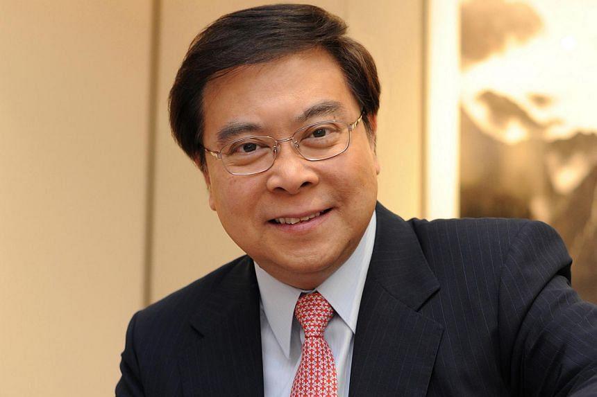 Samuel Tsien, CEO of OCBC Group.