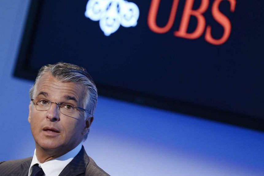 "CEO Sergio Ermotti said in UBS' statement: ""We maintained our momentum despite ongoing market challenges."""