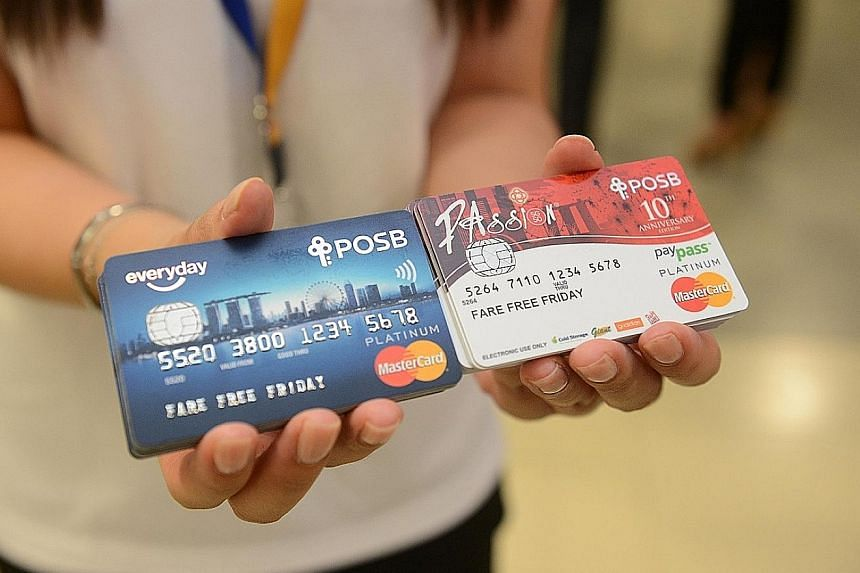 Commuters must either have the POSB Everyday credit card or PAssion POSB debit card to qualify for Fare Free Friday. They also have to link their cards to EZ-Reload. The bank will also waive the 25-cent convenience fee for every automatic card top-up