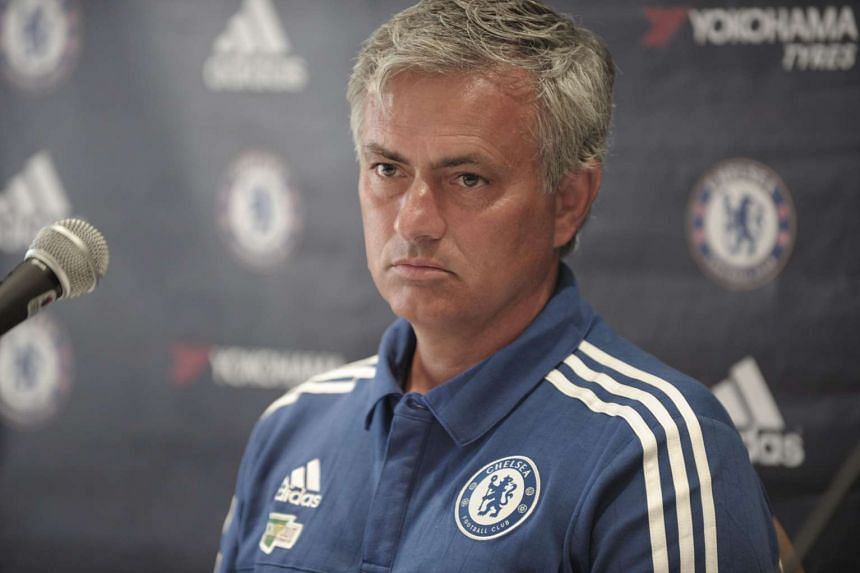 Chelsea manager Jose Mourinho brushed off criticism from the wife of Real Madrid manager Rafael Benitez.
