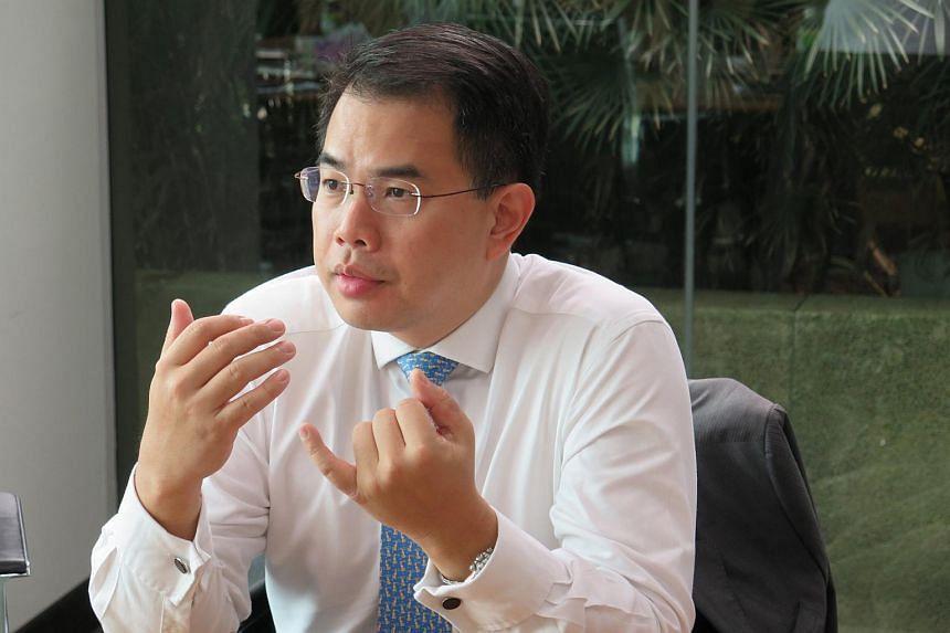 Koh Wee Lih, CEO of AA Reit.
