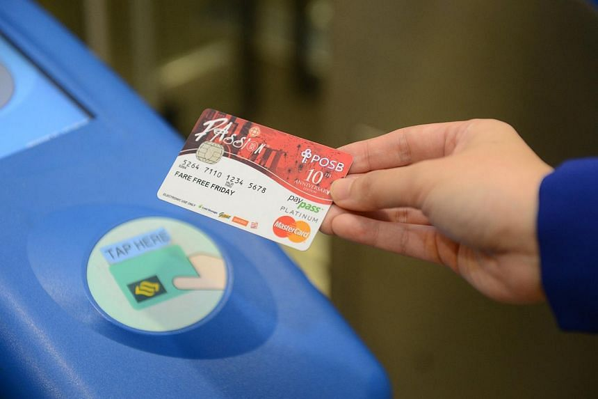 The first 50,000 cardholders who link their POSB Everyday Credit Card or the PAssion POSB Debit Card to the EZ-Reload service will be able to enjoy free travel on the MRT, LRT and buses on Fridays.