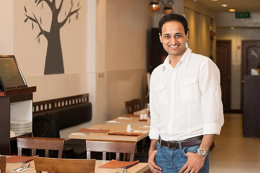 Mr Vikram Natarajan turned Copper Chimney, which was losing $300,000 a year, into a profitable restaurant in seven months by getting down to the real nitty-gritty.