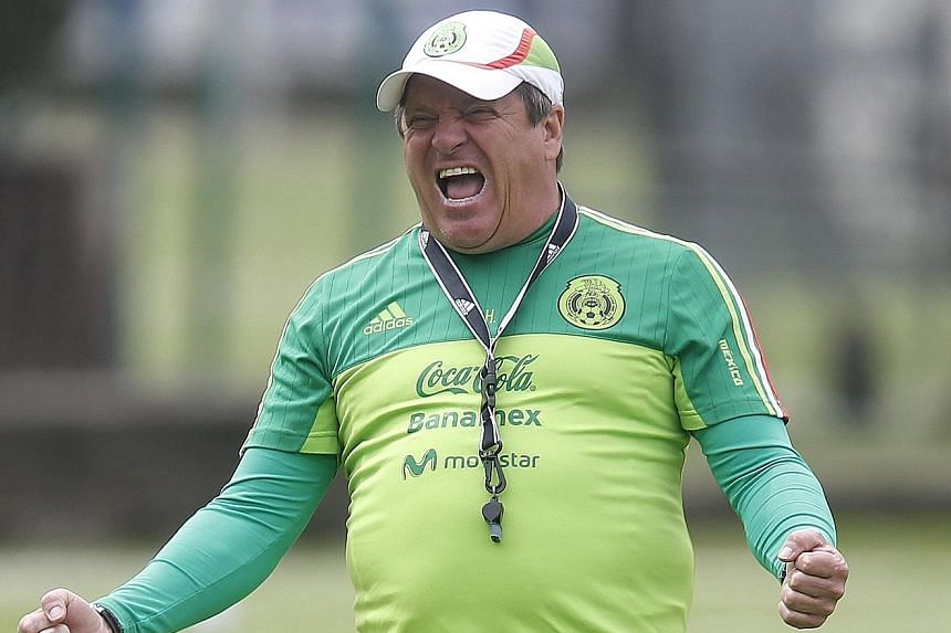 Exuberant Mexico head coach Miguel Herrera lost his position after allegedly punching a TV reporter, who had criticised the team's lacklustre Gold Cup performances, at Philadelphia airport.