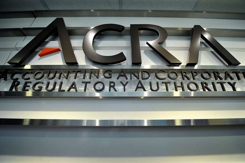 The Accounting and Corporate Regulatory Authority (Acra).