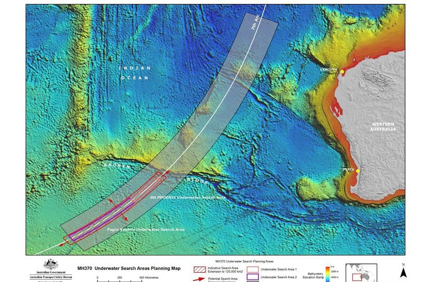 The Australian government minister in charge of the MH370 search operation said on July 30, 2015, that if the wreckage found on La Reunion Island is from the missing flight, it would prove authorities were looking in the right area.