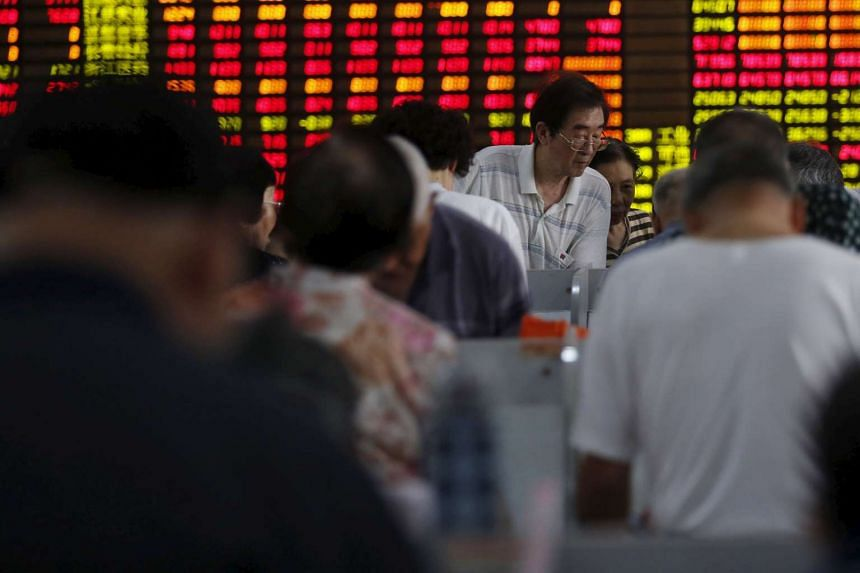 Asian shares were firm on Thursday after the US Federal Reserve said it saw the economy and jobs continuing to strengthen.