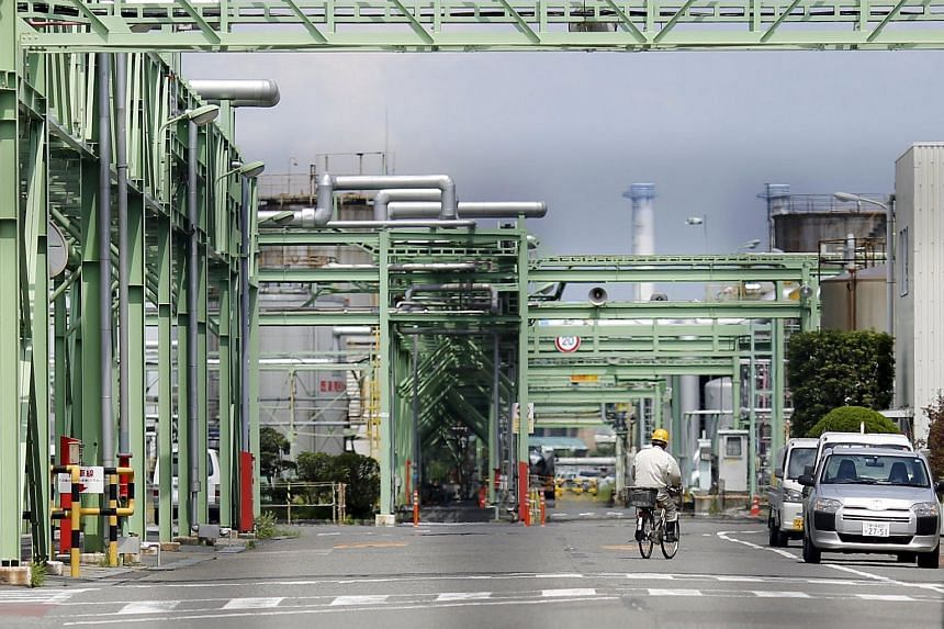 Japan's central bank this month cut its annual growth and inflation forecasts for the economy.