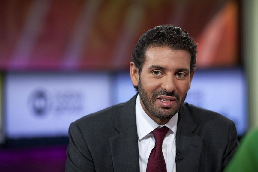 Noble Group's CEO Yusuf Alireza. PHOTO: BLOOMBERG